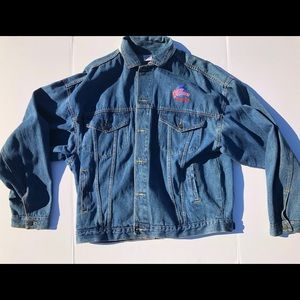 Other - Vintage Hollywood studios denim jacket